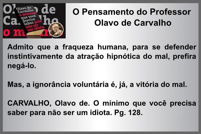 Olavo de Carvalho - 0001